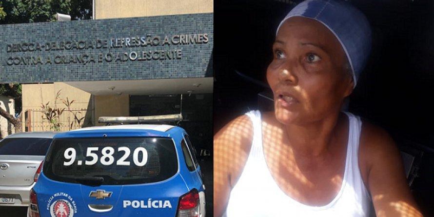 Photo of 'Me arrependo', diz avó que jogou neto de dois meses pela janela no bairro de Cosme de Farias