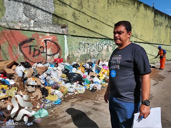 Photo of Limpurb identifica pontos críticos de descartes de lixos em Santa Cruz
