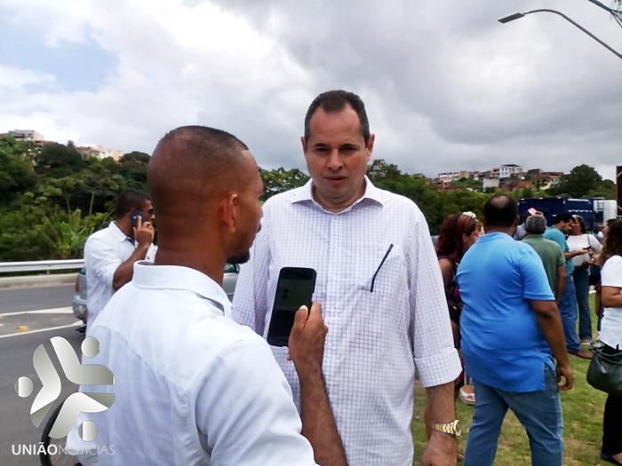 Photo of Presidente da ALBA fala dos 470 anos de Salvador e diz que a cidade está sendo presenteada pela entrega da Avenida 29 de Março