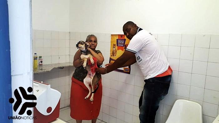 Photo of Santa Cruz volta ter posto permanente de vacinação para cães e gatos
