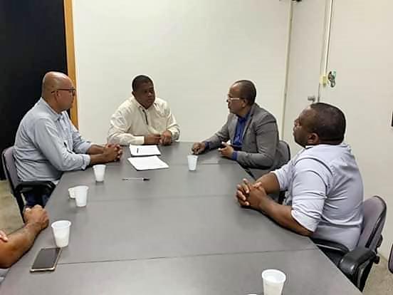 Photo of Reunião entre Conder e representante da comunidade define detalhes para novas Obras em Nova Constituinte