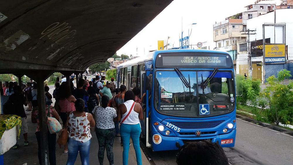 Photo of Ônibus circulam normalmente na cidade, garante sindicato dos Rodoviários