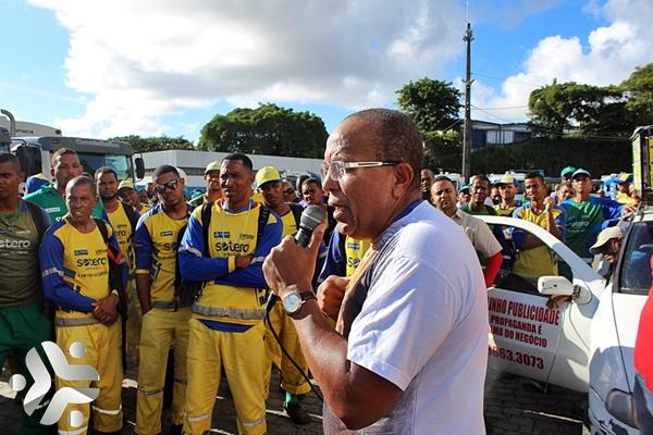 Photo of Em campanha salarial, Sindilimp realiza assembleia com os trabalhadores de Limpeza em Salvador