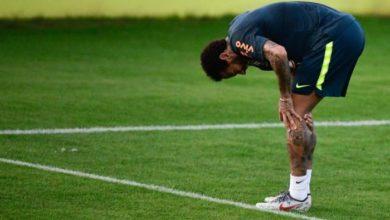 Photo of Neymar sente dores no joelho e deixa treino da seleção antes do fim