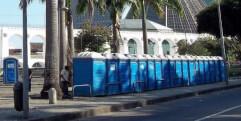 Photo of Sancionada lei que torna banheiros químicos adaptados obrigatórios