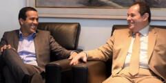 Photo of Prefeito e governador interinos, Bruno Reis e Nelson Leal se reúnem na Governadoria; saiba mais