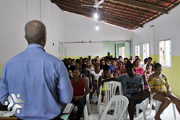 Photo of Novas turmas do Projeto Comunidade Digital da União Santa Cruz