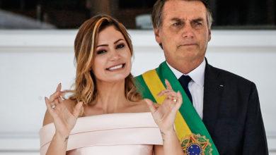 Photo of Tio de Michelle Bolsonaro é preso no DF por suspeita de participação em milícia