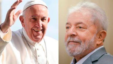 """Photo of Papa Francisco envia carta a Lula: """"No final, o bem vencerá o mal, a verdade vencerá a mentira"""""""