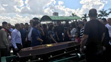 Photo of Corpo de marido da deputada Flordelis é enterrado nesta segunda-feira