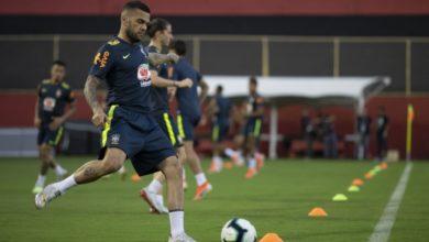 Photo of Seleção treina hoje na Fonte Nova visando partida contra Venezuela