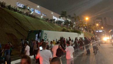 Photo of Acidente: Ônibus cai de viaduto no shopping Bela Vista e deixa cerca de 20 feridos