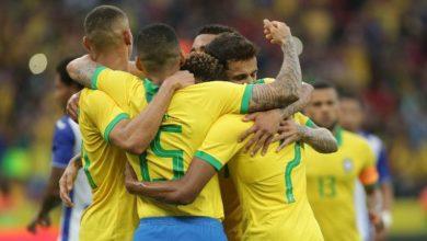 Photo of Brasil estreia na Copa América nesta sexta-feira (14) contra a Bolívia
