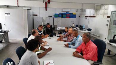 Photo of [MOBILIDADE] Semob dialoga com os representantes do Bairro da Santa Cruz