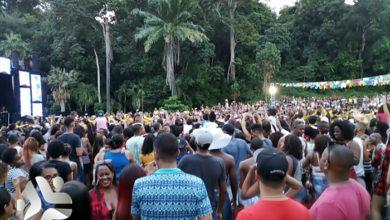 Photo of Nordeste de Amaralina desce em peso para o Arraiá 2.0 Uber no Parque da Cidade