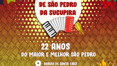 Photo of Falta 1 dia para o maior e melhor São Pedro de Salvador – o Arraiá da Sucupira