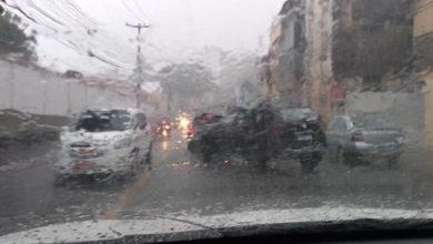 Photo of Quinta-feira (18) será de chuva, e Codesal alerta para riscos alagamento e deslizamentos de terra