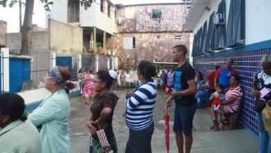 Photo of Falta de médicos em posto de saúde gera reclamações no bairro da Santa Cruz