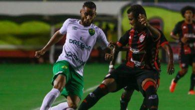 Photo of TÁ DIFÍCIL! Vitória perde por 1 a 0 para o Cuiabá e amarga 7ª derrota em 9 jogos