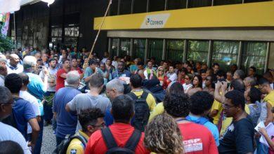 Photo of Funcionários dos Correios anunciam greve a partir desta quarta-feira (31)
