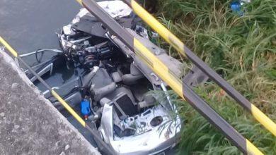 Photo of TRAGÉDIA! Motorista morre após carro desabar de viaduto na Av. ACM