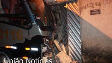 Photo of Ônibus da PM se envolve em acidente no Bairro da Santa Cruz