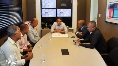 Photo of Fabrizzio Muller garante apresentar projeto de trânsito para população da Santa Cruz em Reunião