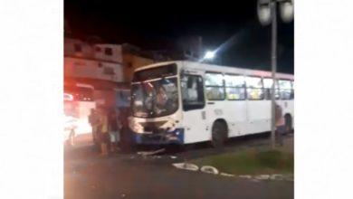 Photo of Dois ônibus colidem na Avenida Vasco da Gama; assista