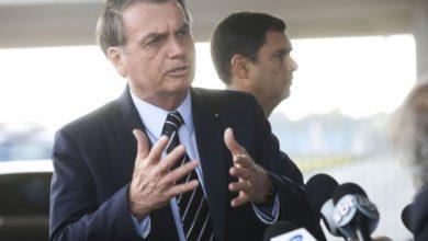 """Photo of """"Governadores do Nordeste querem a divisão do País"""", afirma Bolsonaro à jornal"""