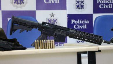 Photo of Exército veta fuzil para cidadão comum e libera pistolas 9 mm e .45