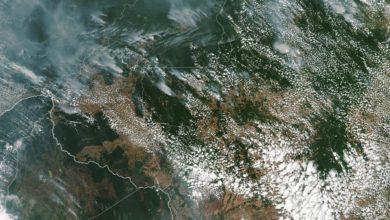 Photo of Fumaça de incêndios na Amazônia chega ao Peru