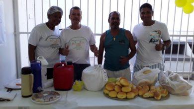Photo of Café da manhã com a Associação dos Feirantes do Jardim Cruzeiro
