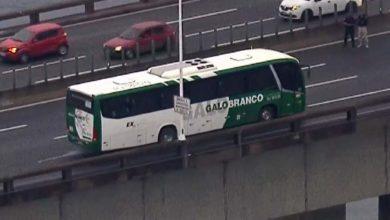 Photo of ACABOU! Sequestrador de ônibus na Ponte Rio-Niterói é atingido e morto por sniper