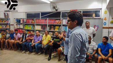 Photo of Limpurb e Comunidade firmam acordo para implantação do Ecoponto na Nova Praça do Vale das Pedrinhas
