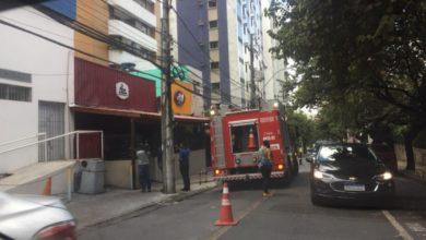 Photo of Incêndio atinge pizzaria na Graça nesta quinta-feira (26)