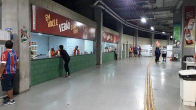 Photo of Arena Fonte Nova tem prejuízo de 85% na venda de cerveja após boicote de torcedores do Bahia