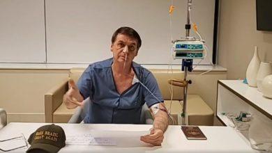 Photo of Bolsonaro retira sonda nasal e volta a alimentar-se por via oral, afirma boletim médico