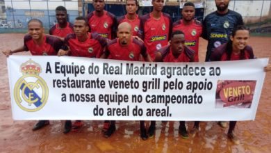 Photo of Real Madrid do Nordeste de Amaralina divulga 'Vêneto Grill' como patrocinador