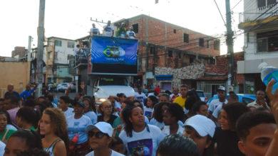 Photo of 10ª edição da Marcha para Jesus 'Yeshua Hamashia' mobiliza fiéis no Nordeste de Amaralina