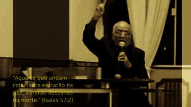 Photo of Pastor Edmundo Aguilar morre e membros da Assembléia de Deus da Santa Cruz lamentam