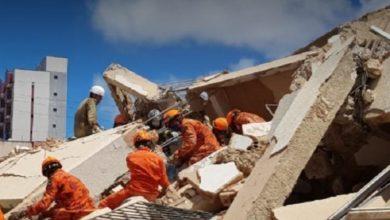 Photo of Oito pessoas seguem desaparecidas após desabamento em Fortaleza