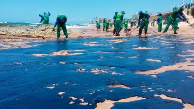 Photo of Três novas praias de Salvador são atingidas pelas manchas de óleo
