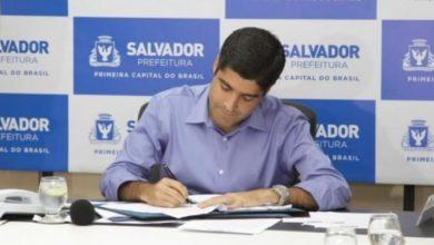 Photo of Neto sanciona lei que transforma Salvador e Jerusalém em cidades irmãs