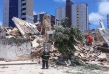 Photo of Buscas por sobreviventes do prédio que desabou em Fortaleza chegam ao terceiro dia