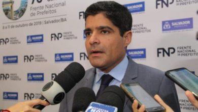 """Photo of Neto refuta """"vinculação política"""" na """"greve da PM"""" e dá recado a Rui: espero que conduza com responsabilidade"""
