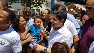Photo of População agradece ao prefeito pela revitalização do Canal e Novo Espaço de Lazer do Vale das Pedrinhas