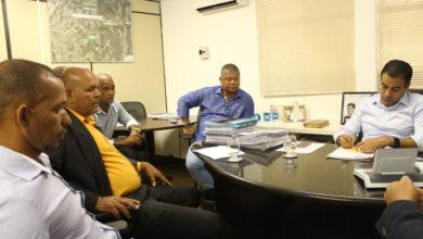 Photo of VEM AÍ NOVIDADES! Bruno Reis recebe representantes da União Santa Cruz em seu Gabinete