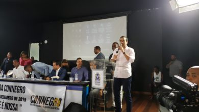 Photo of Bruno Reis marca presença no 2º Congresso da 'CONNEGRO' em Salvador