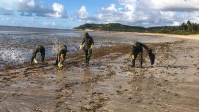 Photo of Marinha diz que situação do óleo nas praias está estabilizada