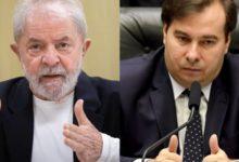 Photo of Lula vai se encontrar com Rodrigo Maia, diz coluna